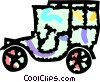 Antique or Vintage Automobiles Vector Clipart picture