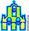 Churches Vector Clipart image