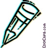 Pencils Vector Clipart graphic