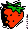 Strawberries Vector Clip Art image