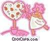 Cupid Vector Clipart illustration