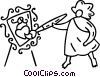 Cupid Vector Clipart image