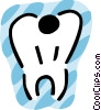Vector Clip Art image  of a Teeth and Oral Hygiene
