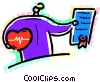Doctors Vector Clipart picture