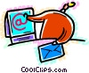 E-mail Vector Clipart picture