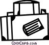Luggage and Storage Vector Clipart graphic