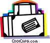 Luggage and Storage Vector Clip Art image