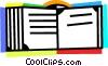Vector Clip Art image  of a Wallets