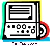 Laptops and Notebook Computers Vector Clip Art image
