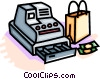 Cash Register Vector Clip Art picture