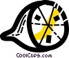 Vector Clipart picture  of a Lemons and Limes
