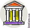 Banks Vector Clip Art picture