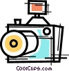 Cameras Vector Clipart picture