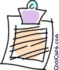 Clipboards Vector Clipart illustration