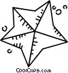 Stars Vector Clip Art graphic