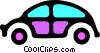 Family Cars Vector Clip Art graphic