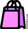 Shopping Bags Vector Clipart graphic