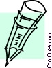 Vector Clip Art image  of a Pencils