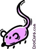 Mice Vector Clipart illustration