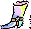 Boots Vector Clip Art picture