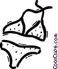 Vector Clip Art graphic  of a Swimming Suits