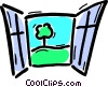 Windows Vector Clip Art image
