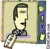 Vector Clip Art image  of a Opportunities