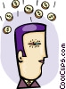 Financial Concepts Vector Clipart picture