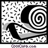 Vector Clipart graphic  of an Adhesive Tape