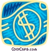 Dollars Vector Clip Art picture