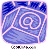 E-mail Vector Clip Art graphic