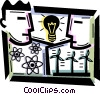 Wind Energy Vector Clipart picture
