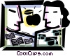 Educational Concepts Vector Clip Art image
