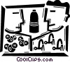 Toxic Chemicals Vector Clip Art picture