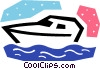 Yachts Vector Clipart illustration