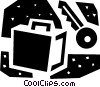 Vaults and Safes Vector Clip Art image