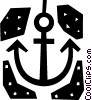Anchors Vector Clipart illustration