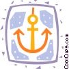 Anchors Vector Clipart graphic