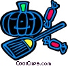 Vector Clip Art picture  of a Pumpkins