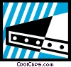 Vector Clipart graphic  of a Modems