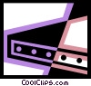 Vector Clipart picture  of a Modems