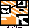 Vector Clip Art graphic  of a Intranets