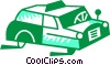 Taxis Vector Clipart picture