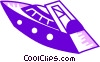 Vector Clip Art graphic  of a Yachts