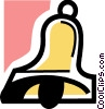 Vector Clipart image  of a Bells
