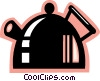 Kettles Vector Clip Art graphic