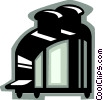 Toasters Vector Clip Art image