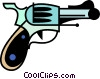 Guns Vector Clip Art graphic