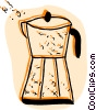 Coffee Pots and Coffee Makers Vector Clipart picture
