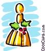 Ornaments Decorations Vector Clip Art image